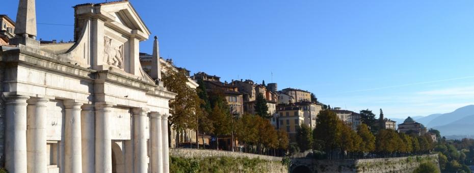 Porta San Giacomo - Bergamo
